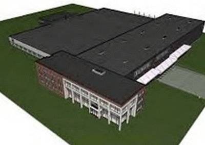 Een fabriek
